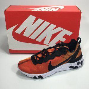 Nike React Element 55 PRM SU19 Sneakers Men's NEW